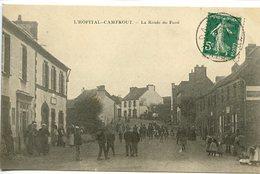 L'Hopital -Camfrout - La Route Du Faou - France