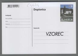 C4474 SLOVENIA Postal Stationery 30 LETNICA TEHNISKI MUZEJ SLOVENIJE TMS B Postcard Cartolina Postale - Slovenia