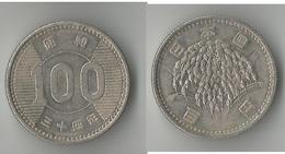 JAPON 100 YEN 1959 ARGENT - Japon