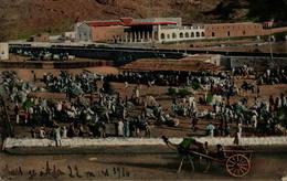 ADEN - Le Marché - 1914 - Yémen