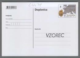 C4479 SLOVENIA Postal Stationery 1700 OBLETNICA ROJSTVA SV MARTINA B Postcard Cartolina Postale - Slovenia