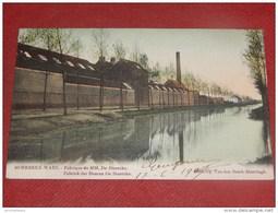 MOERBEKE-WAAS  -   Fabriek Der Heeren De  Staercke  - Fabrique De M. De Staercke   -  1907 - Moerbeke-Waas