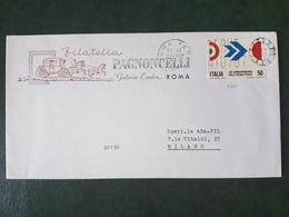(27495) STORIA POSTALE ITALIA 1970 - 1961-70: Marcophilia