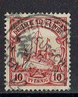 Deutsch-Neuguinea 1900/1901 // Mi. 9 O - Colonie: Nouvelle Guinée