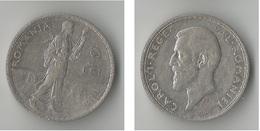 ROUMANIE 2 LEI 1912  ARGENT - Roumanie