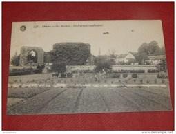 DIEST  -  De Puinen  -  Les Ruines  -   1922 - Diest