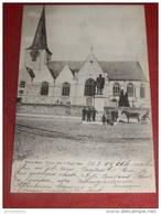 MEISE  -  MEYSSE  -  Vue De L'Eglise   -  1905    - - Meise
