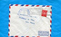 Marcophilie-lettre En FM-stamp FM N° 2-cad-1960-  Bamako-soudan Français +place De  KATI- - Marcophilie (Lettres)