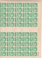 COLONIAS ESPAÑOLAS Marruecos 197 Carta De Marruecos Pliego Completo De 50 Sellos Nuevos Sin Fijasellos  -Segun Foto - Marruecos Español