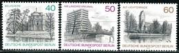 Berlin - Mi 578 / 580 - ** Postfrisch (F) - Berlin-Ansichten II - Unused Stamps