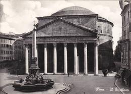 CPA ITALIE ROME ROMA IL PANTHEON - Panthéon