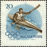 USED  STAMPS Hungary - Olympic Games- Melbourne, Australia -1956 - Hungary