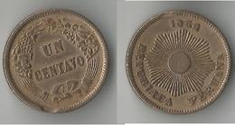 PEROU  1  CENTAVO  1864 - Pérou