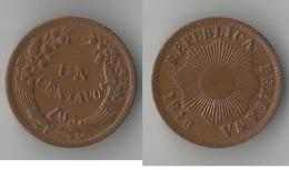 PEROU  1  CENTAVO  1948 - Pérou
