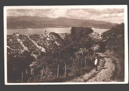 Santos - Monte Olivia - Photo Card - 1927 - Argentine