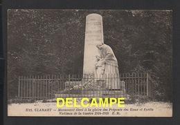 DD / 92 HAUTS DE SEINE / CLAMART / MONUMENT ÉLEVÉ À LA GLOIRE DES PRÉPOSÉS DES EAUX & FORÊTS VICTIMES DE LA GUERRE 14-18 - Clamart