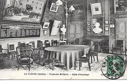LA  FLECHE ( 72 )  - Prytanée Militaire - Salle D'Honneur - La Fleche