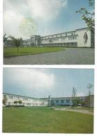 KORTRIJK, 2 Postkaarten RUSTOORD ST. JOZEF, CONDEDREEF 12 - Kortrijk