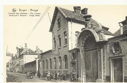 Bruges Rue Longue Caserne Des Lanciers (11616) - Brugge