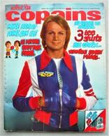 MAGAZINE SALUT LES COPAINS N°129 MAI 1973 CLAUDE FRANCOIS  Transfert Tee Shirt JOHNNY HALLYDAY S. VARTAN - Muziek