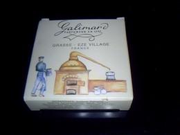 Savon Savonette D Hotel   Publicitaire  Non Utilisèe  Pub  Savon Galimar Parfumerie Grace Eze Village - Publicité