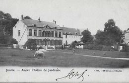 ORP- JAUCHE. JAUCHE.  ANCIEN CHATEAU DE JANDRAIN - Orp-Jauche