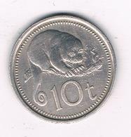 10 TOEA 1975 PAPOEA GUINEA //2271/ - Papouasie-Nouvelle-Guinée