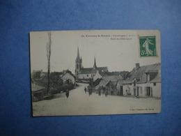 Environs De RENNES  -  35  -  CHANTEPIE  -  Route De Châteaugiron  -  Ille Et Vilaine - Autres Communes