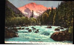 Ambulant  14 VII 06 No.15 Grindelwald TRP Railway Postmark - Documenti