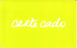 Carte Cadeau - Promod  -  GIFT CARD /GESCHENKKARTE - Cartes Cadeaux