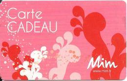 Carte Cadeau - Mim... -  GIFT CARD /GESCHENKKARTE - Cartes Cadeaux