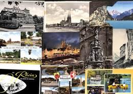 Allemagne Deutschland Germany - Lot 109 Cartes Postcards (voir Zie See Scans, Petit Prix) - 100 - 499 Cartes