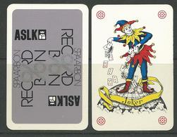 Joker 18 - Cartes à Jouer