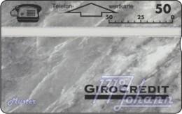 """TWK Österreich Privat: """"Girocredit"""" Gebr. - Oesterreich"""