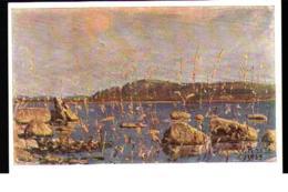 Pro Juventute Artist Painting William Rothlisberger - Schweiz