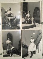 ^ ISCHIA RITRATTO DONNA WOMAN 4 PHOTO FOTO 45 - Napoli (Napels)
