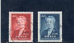 NORVEGE 1956 O - Norvège
