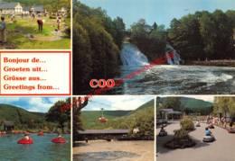 Watervallen - Coo - Stavelot