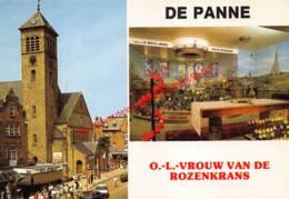 O.L.-Vrouw Van De Rozenkrans - De Panne - De Panne