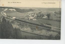 Le Village De CHAMARANDES (Passage Train ) - France