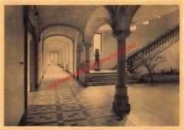 O.L. Vrouw Ten Bunderen Inrichting - Middelbare Landbouw-huishoudschool - Trapzaal En Pand - Moorslede - Moorslede