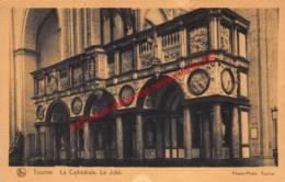 La Cathédrale - Le Jubé - Tournai - Tournai