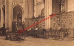 Eglise Sainte Waudru - Mons - Mons