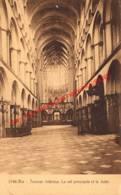 Intérieur - La Nef Principale Et Le Jubé - Tournai - Tournai