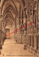Porche De La Cathédrale - Place De L'Evêché - Tournai - Tournai