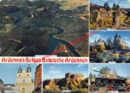 Barrage - Nisramont - La-Roche-en-Ardenne