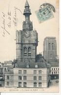 62) BETHUNE : Le Clocher Du Beffroi (1905) - Bethune