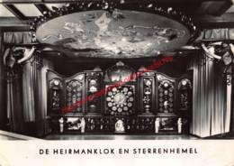 Kasteel Walburg - De Heirmanklok - Astronomisch Kunstwerk - Sint-Niklaas - Sint-Niklaas