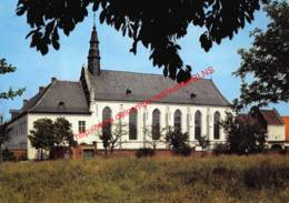 Cisterciënzerinnen Abdij Mariënlof Kolen - Kerniel Borgloon - Borgloon