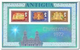 Antigua 1972, Postfris MNH, Christmas - Antigua En Barbuda (1981-...)